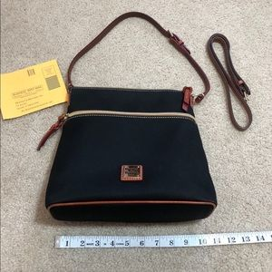 Dooney & Bourke Black Crossbody